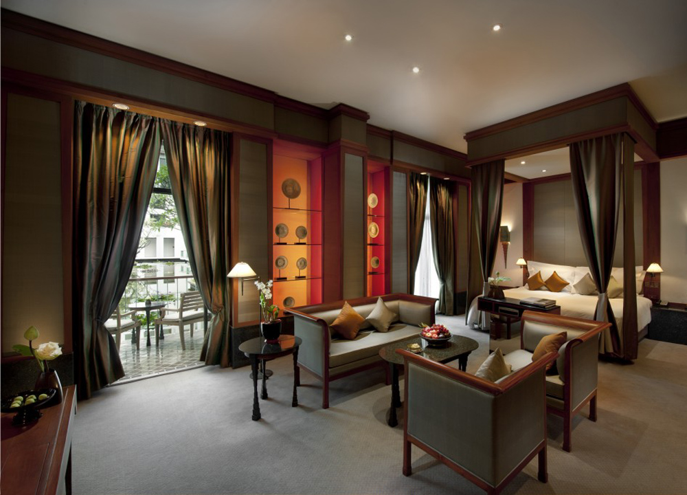 Top 10 boutique hotels in bangkok sukhumvit silom riverside for Boutique hotel