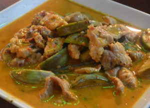 Thai Red Pork Curry, Top 5 Thai Curries, Popular Curries in Thailand