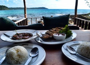 Seafood on Koh Kood, Best Romantic Resorts in Koh Chang Islands Trat