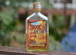 Bottle of Hooks Rum, Best Beers and Alcohols in Asia