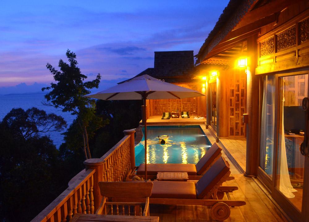 Santhiya Koh Yao Yai Resort   Ocean View Pool Villas in ...