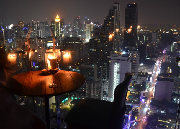Roof Top Tables With Views, Top 10 Bangkok Attractions, Experiences Thailand