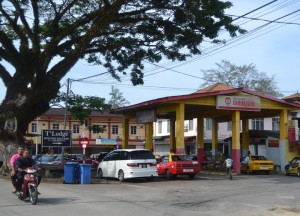 Central Taxi Area, Kuala Besut Pier to the Perhentian Islands
