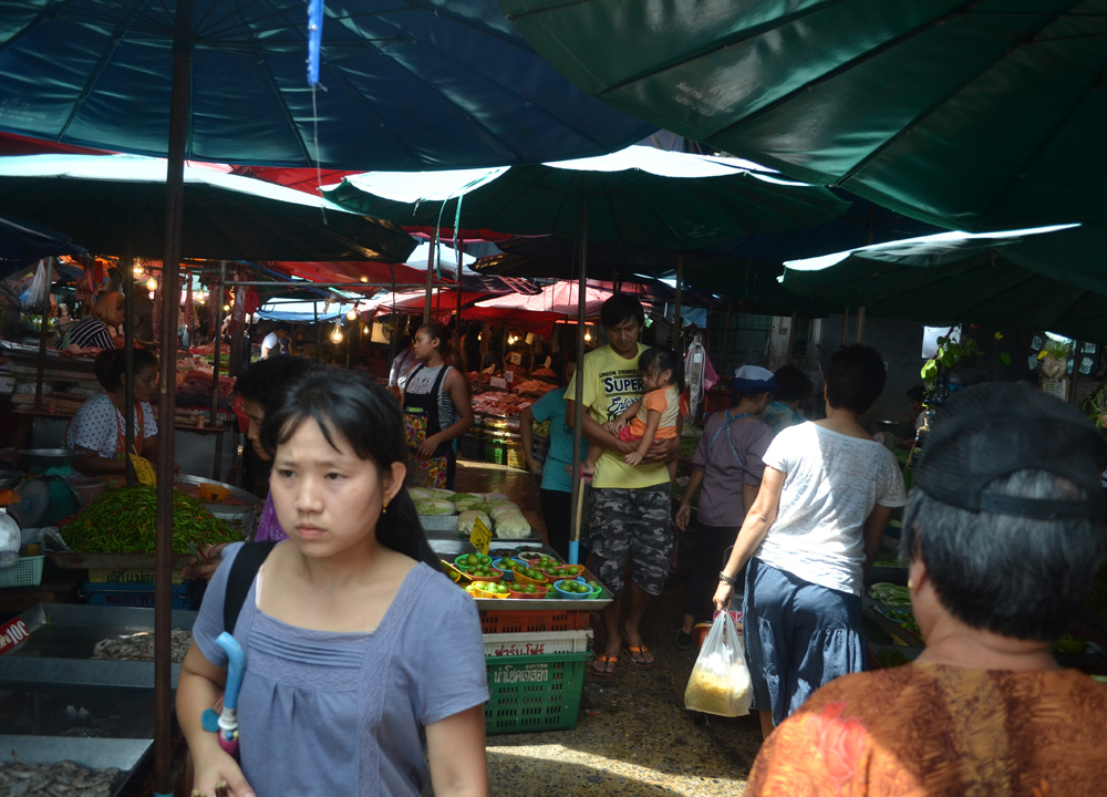 Market live