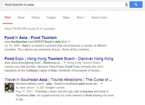 High on Google Search Engines, Building Subscribers to your Travel Blog