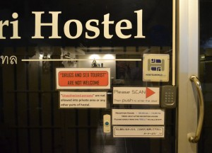 No Drugs or Sex Pests, My First Hostel Experience in Bangkok Thailand