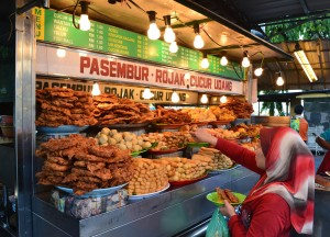 Pasembur Rojak Hawker Stall, Best Food Courts in Georgetown Penang