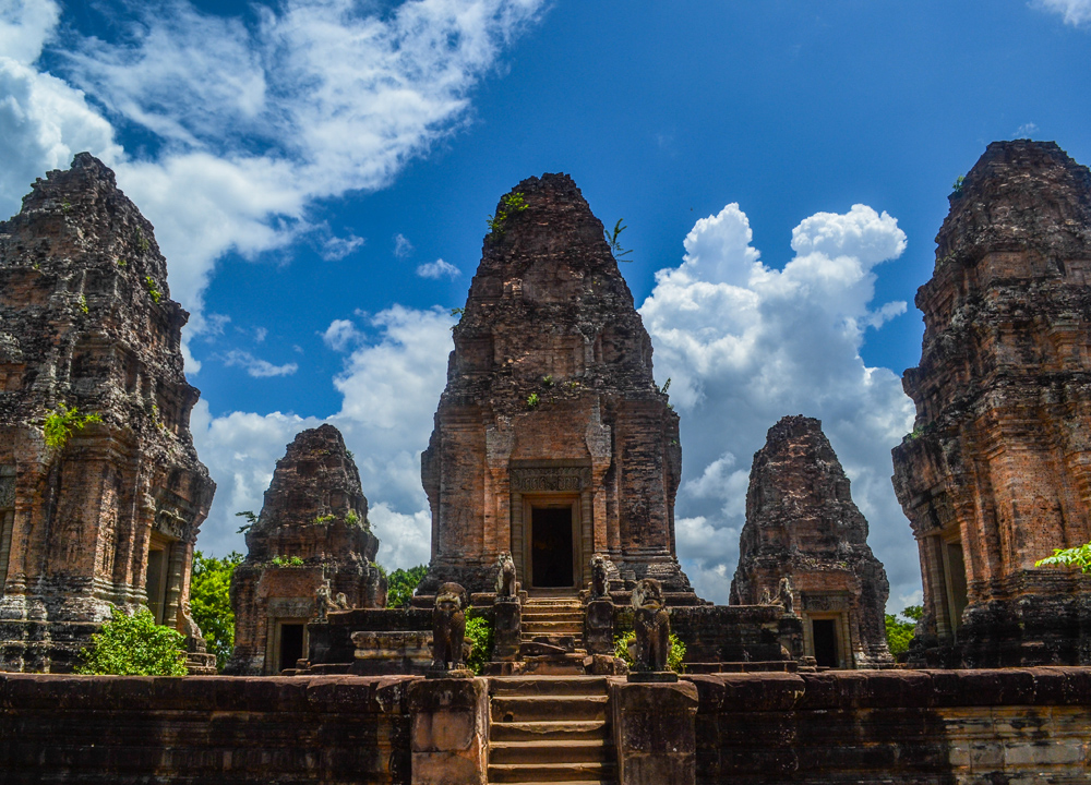 East Mebon Temple, Introduction to Angkor Wat Two Day Tours