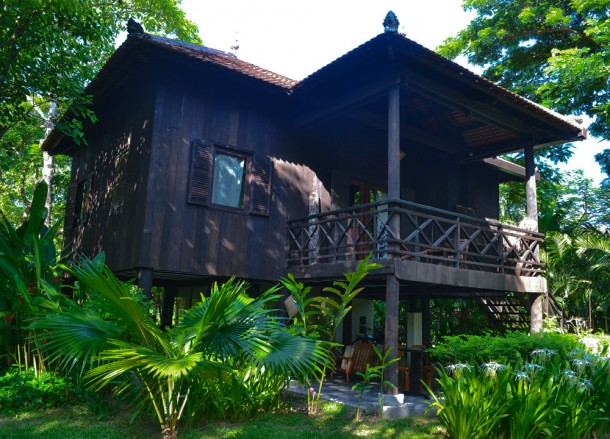 Traditional Cambodian House, Maison Polanka Review, Siem Reap