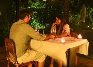 Intimate Poolside Dining, Maison Polanka Review, Siem Reap