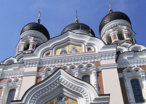 Russian Orthdox Church Tallinn, Backpacking Parents, My Travel Inspiration