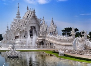 Wat Rong Khun Temple, Top 10 Chiang Rai Attractions Thailand