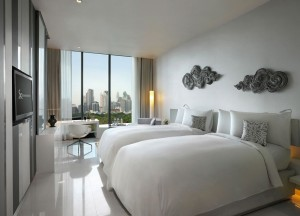 Sleeping in Clouds, Coolest Design Hotels in Bangkok Party Hotels