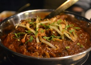 Slow Cooked Goat Curry, Maya Indian Restaurant Bangkok