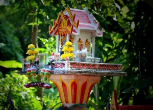 Traditional Spirit House, 5 Fascinating Fun Facts About Thailand