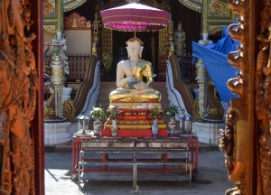 Buddhist temple, Top 10 Chiang Rai Attractions Thailand