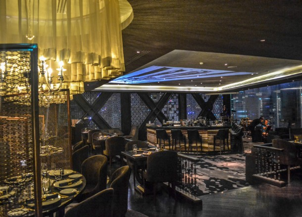 Slick Elegant Interiors, Maya Indian Restaurant Bangkok