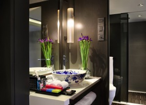 Best Design Boutique Hotels in Singapore, Amoy Bathrooms