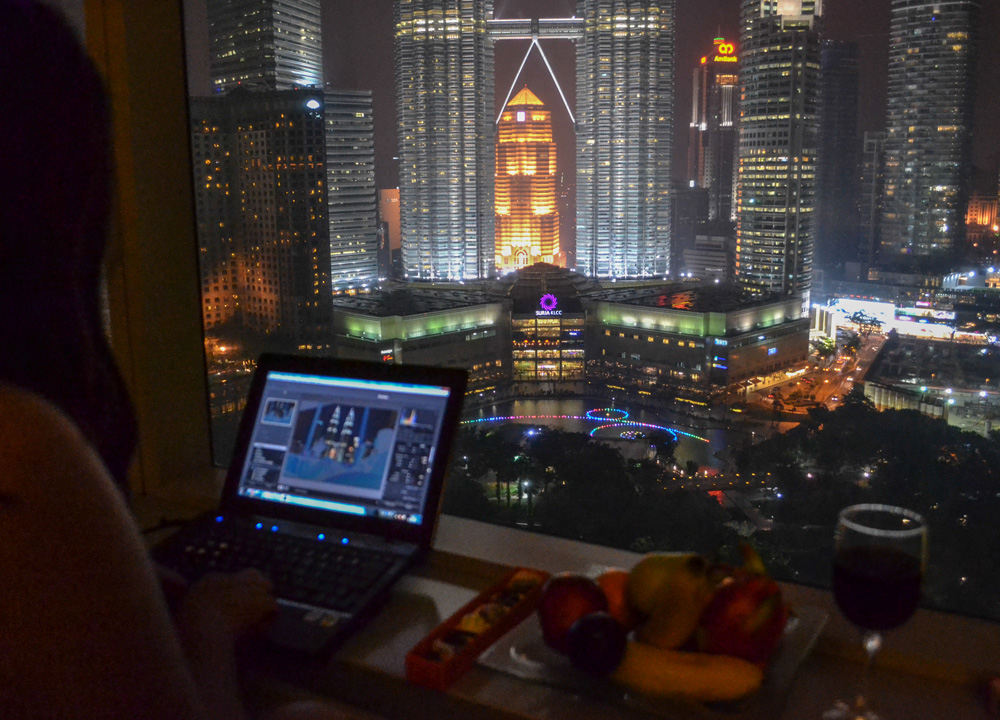 Best Views of Petronas Towers