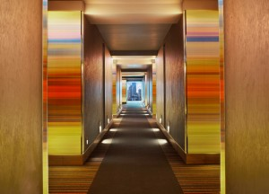 Stylish Corridors, Coolest Design Hotels in Bangkok Party Hotels