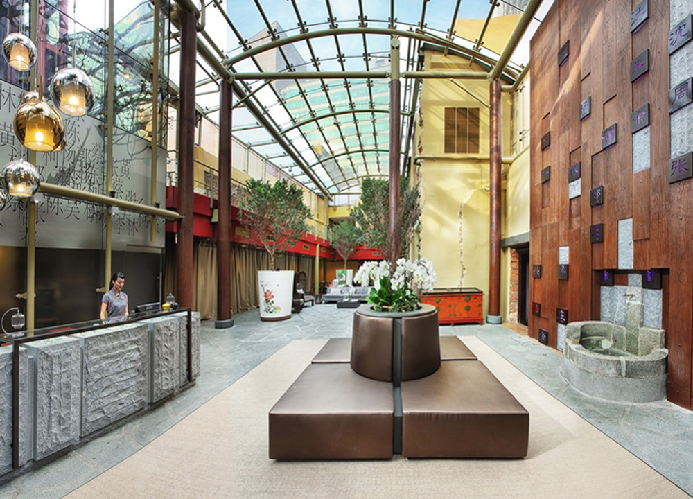 Hotel Foyer : Top design and boutique hotels in singapore