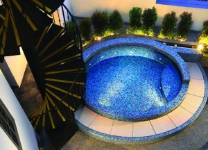 Best Design Boutique Hotels in Singapore, Soda Jacuzzi