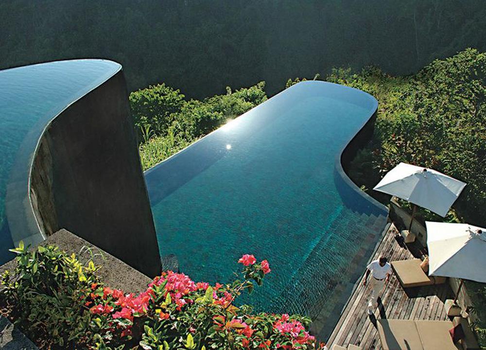 Ubud Hanging Gardens Top 10 Resorts Spas Bali Hotels