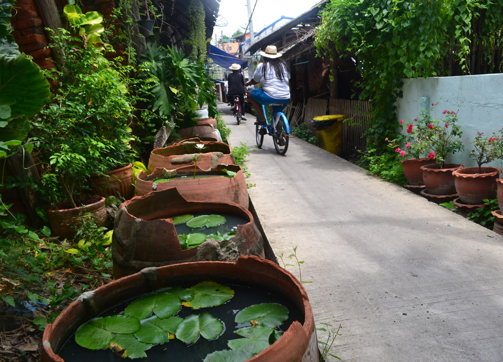 Nonthaburi, best places for cycling in Bangkok
