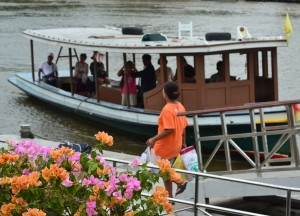 Boat to Koh Kret, Attractions in Nonthaburi, Bangkok