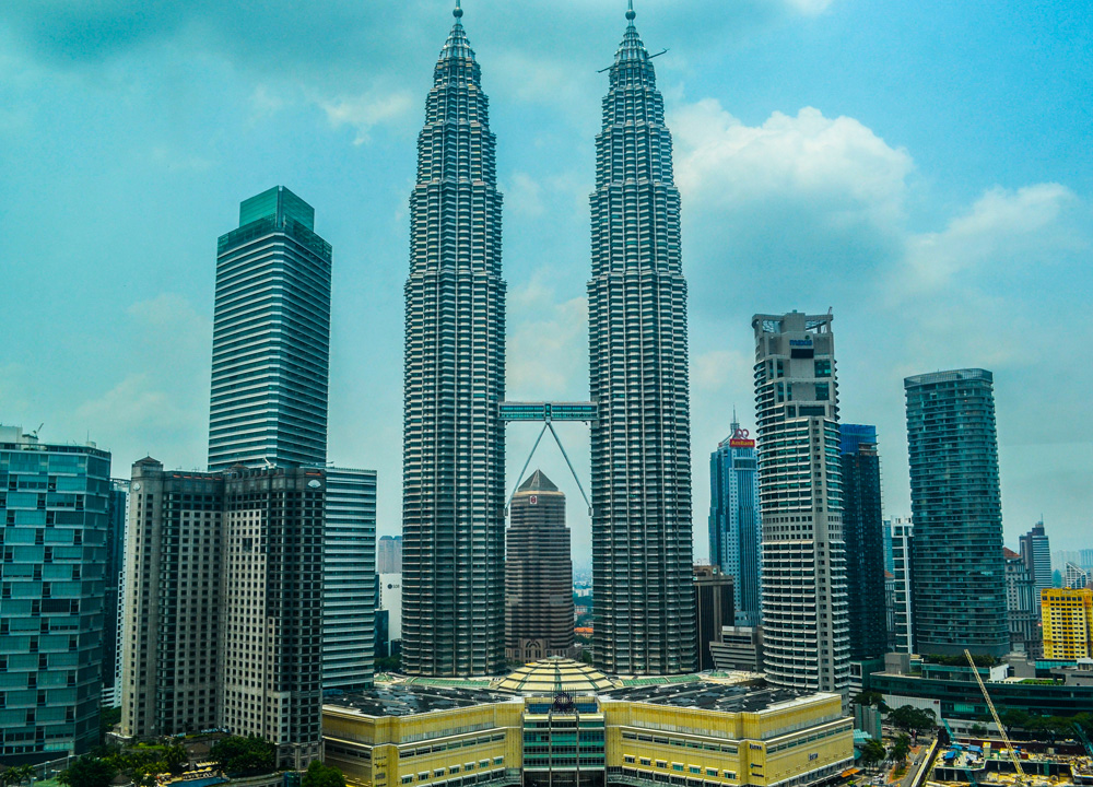 Best Views Of Petronas Towers Traders Hotel Kuala Lumpur