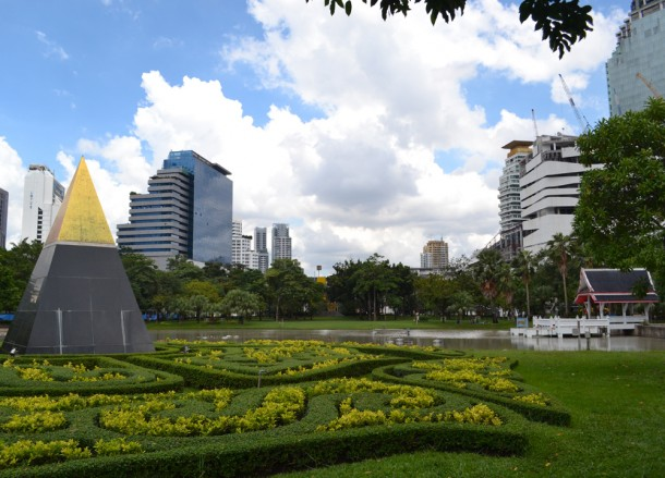 Benjasiri Park, Cost of living in Bangkok on a budget, sukhumvit area