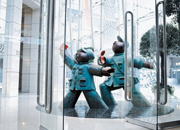 Langham Place Entrance, Top 10 Boutique Hotels in Hong Kong