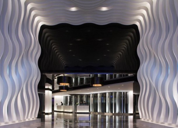 The Mira Entrance, Top 10 Boutique Hotels in Hong Kong