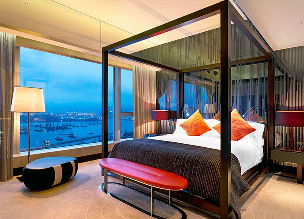 Top 10 boutique hotels in hong kong china for Great small hotels
