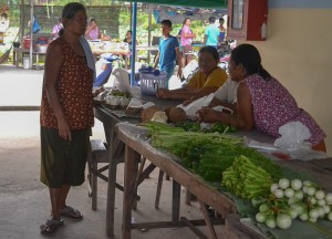 Local Markets, Living in Rural Thailand, Isaan North East Thailand