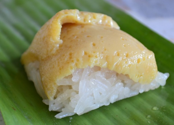 Sweet Sticky Rice, Living in Rural Thailand, Isaan North East Thailand