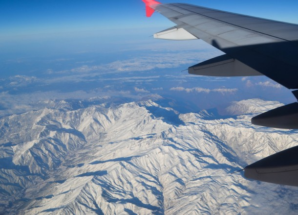 Views from Above, Long Distance Travel in China Beginners