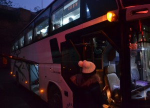Long-Haul Bus, Long Distance Travel in China Beginners