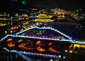 Tuojiang River Fenghuang, Top Attractions in Hunan China