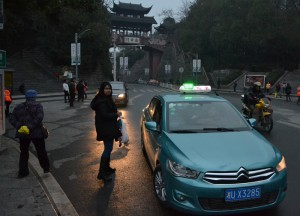 Local Taxis, Zhangjiajie to Fenghuang, Phoenix Ancient City