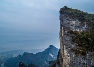 Top Mountain Peak, Top Attractions in Hunan China