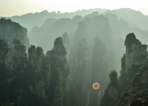 Avatar Mountains, Travel to Zhangjiajie National Park