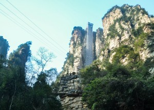 Bailong Lift, Travel to Zhangjiajie National Park