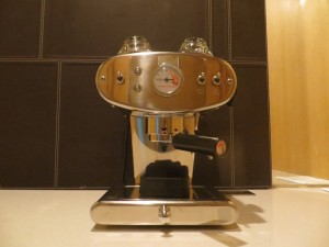Coffee Machine, Maduzi Hotel Bangkok Review Asoke