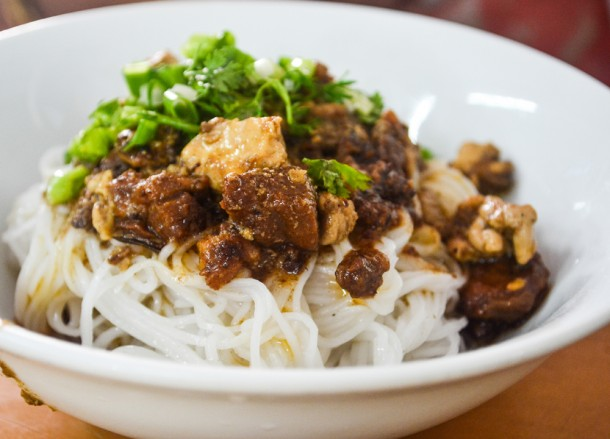 Shan Noodles, Top 50 Foods of Asia, Asian Food Guide