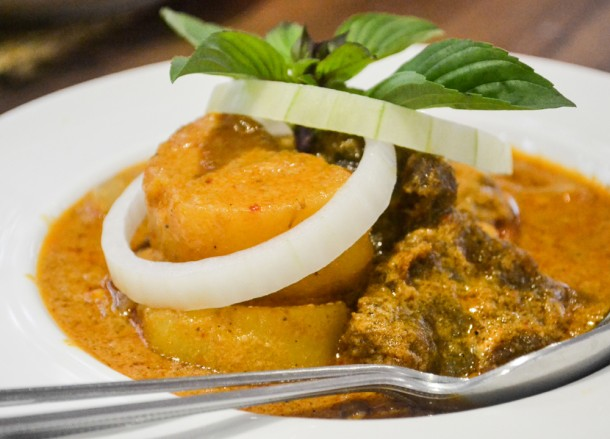 Massaman Curry, Top 50 Foods of Asia, Asian Food Guide
