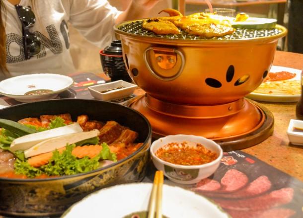 Korean Barbecue, Top 50 Foods of Asia, Asian Food Guide