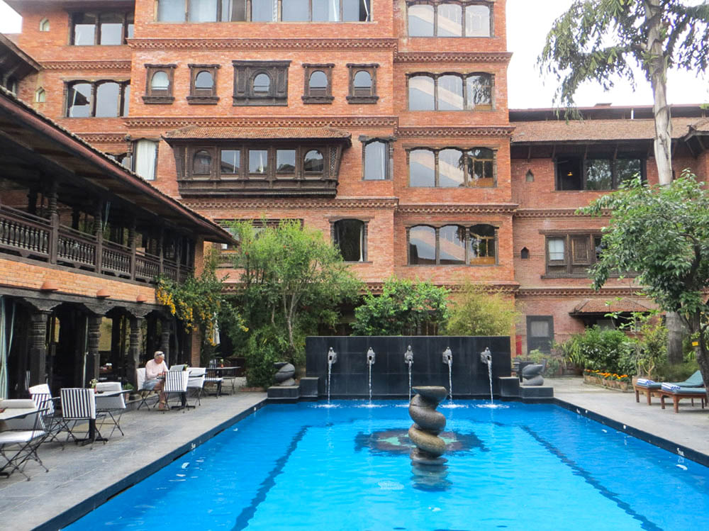 Dwarika Hotel Kathmandu Booking