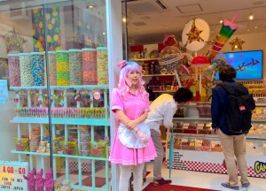 Candy Go Go, 2 Week JR Pass, Japan Train Travel