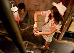 Hospital Theme, Best Themed Cafes and Restaurants in Tokyo